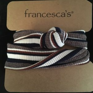 francesca's Head Band NWT